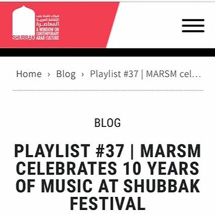 @chrishazboun Ten Years of Music At Shubbak Festival Link Thumbnail | Linktree