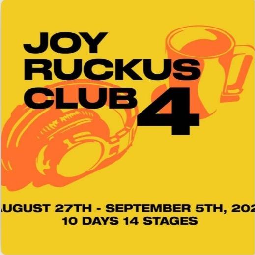 "Siena Marie TICKETS - ""Joy Ruckus Club 4"" Sept 2 Link Thumbnail | Linktree"