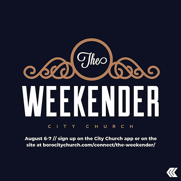 @citychurch WANT TO LEARN MORE/JOIN? COME TO THE WEEKENDER Link Thumbnail   Linktree