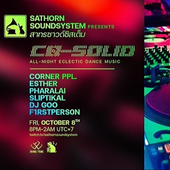 @co_solid Sathorn Soundsystem Presents Co-SOLID - 10/08/2021 Link Thumbnail   Linktree