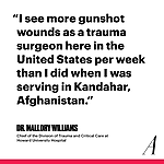 The Atlantic Documentary: '1 Million Americans Will Be Shot in the Next Decade' Link Thumbnail | Linktree