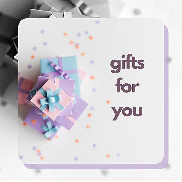 @TracyUnaWagner Gifts Link Thumbnail | Linktree