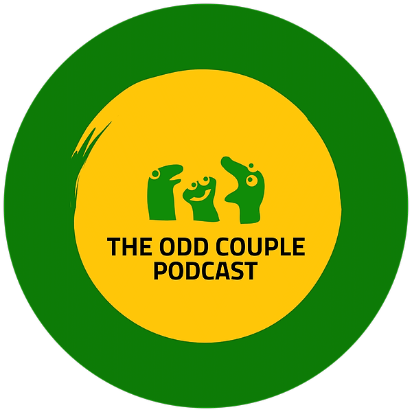The Odd Couple Podcast Website Link Thumbnail | Linktree