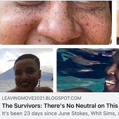 @afrolez The Survivors: There's No Neutral on This Moving Train by Kevin Price Link Thumbnail   Linktree