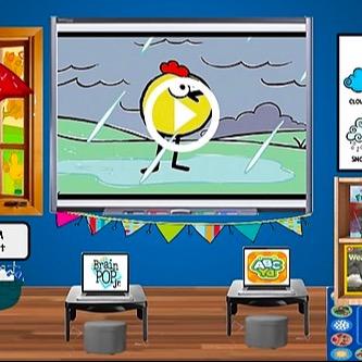 @WinterStorm Weather Room w/ Drag&Drop Activity Link Thumbnail   Linktree