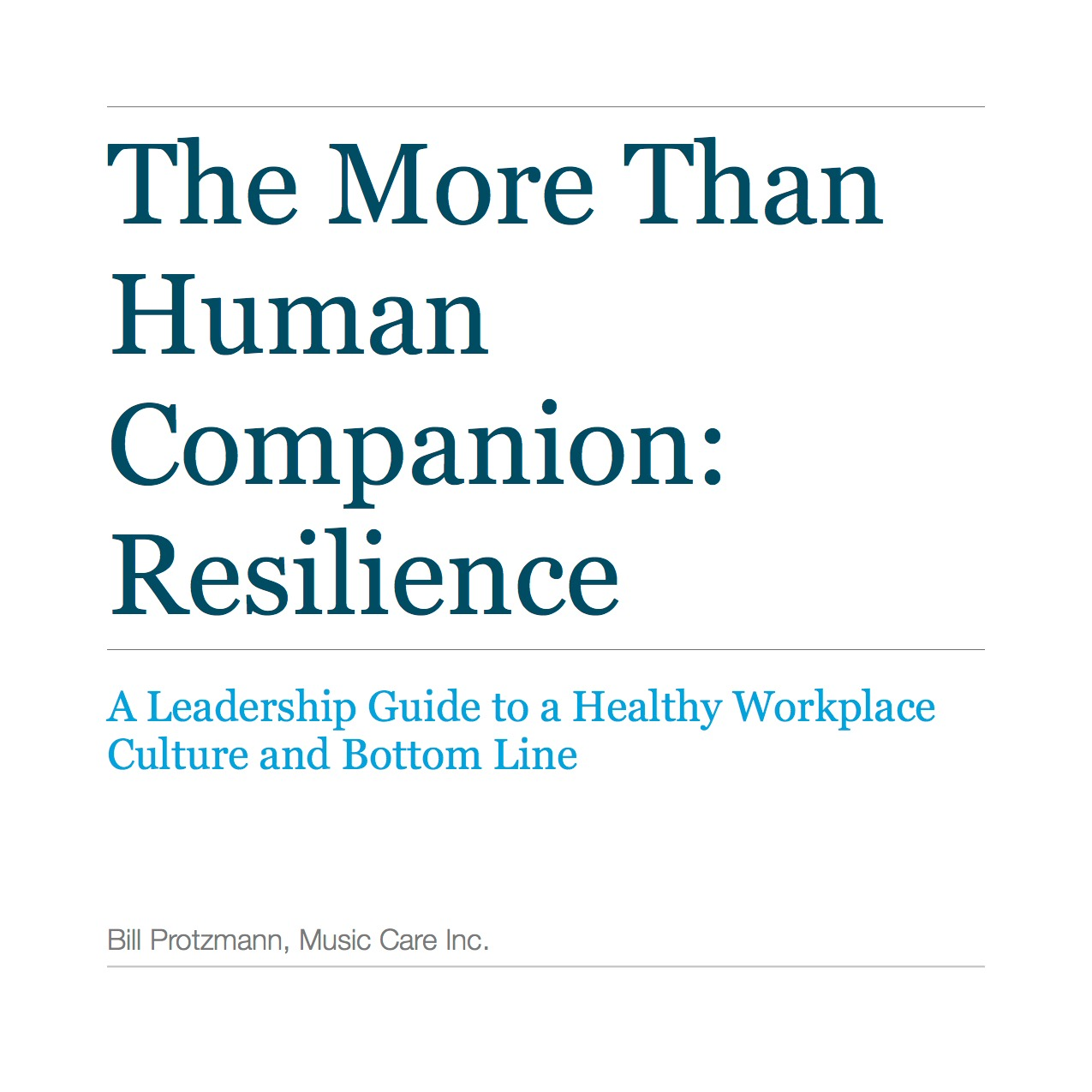 Resilience using music? Claim your guide here!