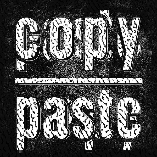 copy/paste podcast