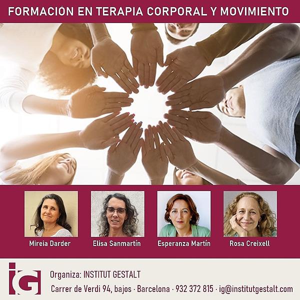 Mireia Darder Barcelona: Formación en Terapia Corporal y Movimiento Link Thumbnail | Linktree