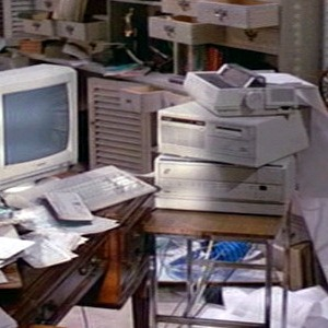 "What is the massive CD drive used in the movie ""Licence to Kill""?"