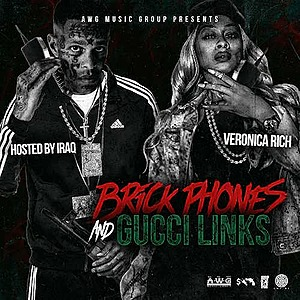 Brick Phone and Gucci Links Hosted by Iraq ( Amazon Music)
