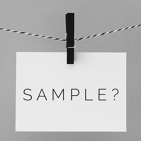 Request a FREE sample to try!