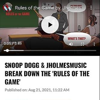 @jholmesmusic Hip-Hop Dx Link Thumbnail   Linktree