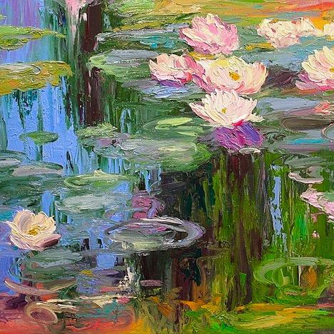 Kristen Olson Stone Fine Art Saatchi Art Link Thumbnail | Linktree