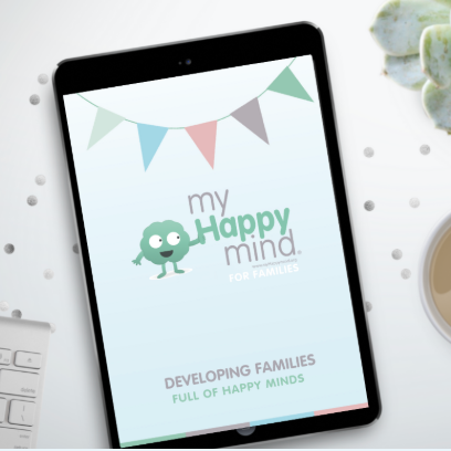 Want my FREE guide to developing happy minds in your home? Click below!