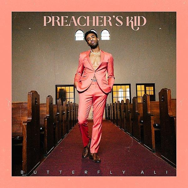 Butterfly Ali / Titus Makin Listen: Preacher's Kid EP Link Thumbnail | Linktree