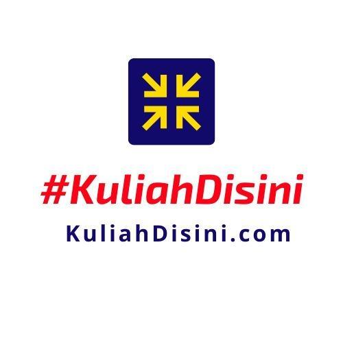 @kuliahdisini Profile Image | Linktree