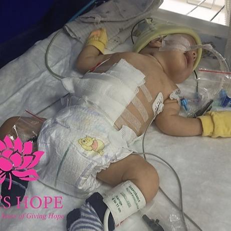 @mayashopefoundation Medical Treatment for Vadim Link Thumbnail | Linktree