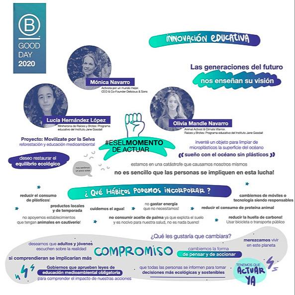 Entrevista en el #BGOODDAY de BCorporation