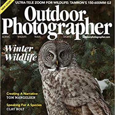 Melyssa St. Michael My extraordinary time in the field with a Great Gray, for Outdoor Photographer: In Search of The Great Gray Owl Link Thumbnail | Linktree
