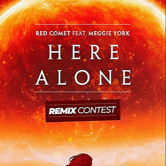 @simplifyrecs REMIX CONTEST - Red Comet - Here Alone Link Thumbnail | Linktree