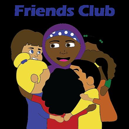 Children's Program Facilitator Friends Club Registration (Free On-line Kids Club) Link Thumbnail | Linktree