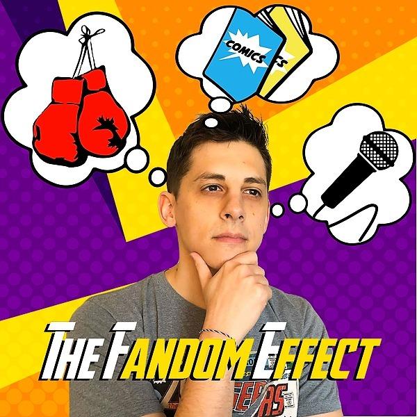 @TheFandomEffectPodcast Profile Image | Linktree