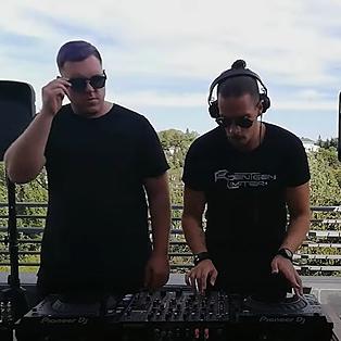 Roentgen Limiter Roentgen Limiter B2B KICKREY live at Madrid Terrace [FULL VIDEO SET] Link Thumbnail | Linktree