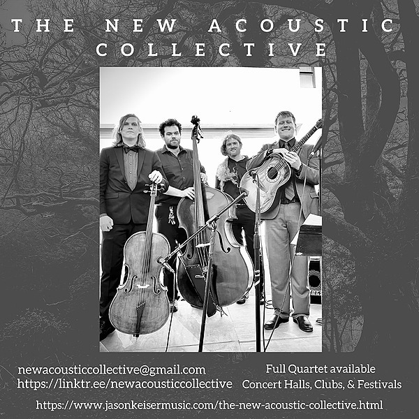 @newacousticcollective Profile Image | Linktree
