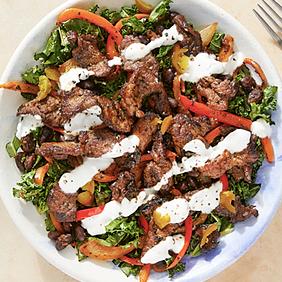 WW x BlueApron Fajita Salad | Order now!