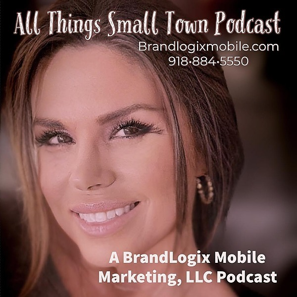 @TeresaFrance All Things Small Town Podcast Link Thumbnail | Linktree