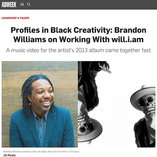 55 Media Group Ad Week Profile Press Link Thumbnail | Linktree