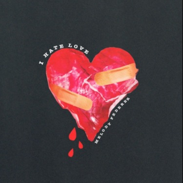 "@MelodyFederer ""I Hate Love"" (Radio Version) Stream/Buy Link Thumbnail   Linktree"