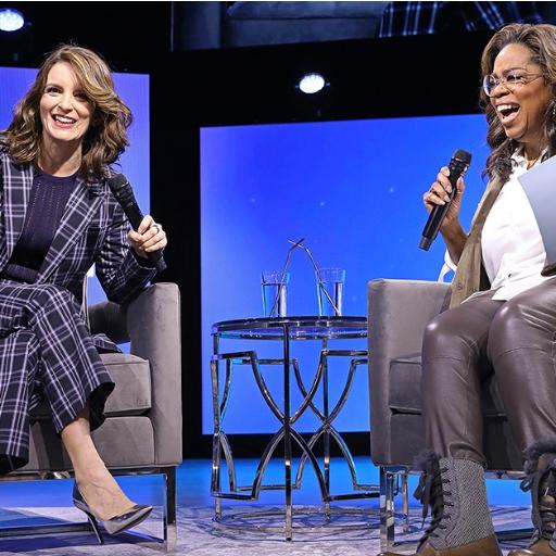 Oprah's 2020 Vision Tour: Tina Fey