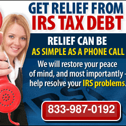 @ralphc Get Relief From IRS Tax Debt Relief can be as simple as a Phone Call We will restore your peace of mind and  Most importantly resolve your IRS problems Stress Less. Save More. CALL NOW: 833-987-0192 Link Thumbnail | Linktree