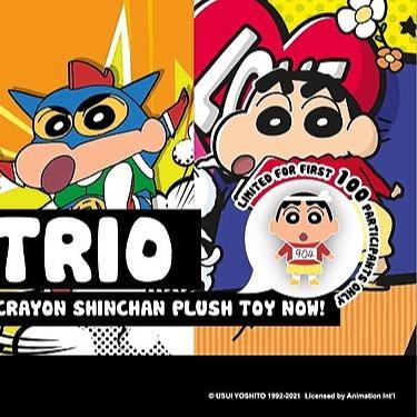 @crayonshinchanvrsea Full Series (Receive a free Plush Toy!) Link Thumbnail   Linktree