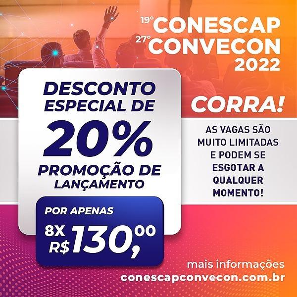 Sescon-SP 19ª Conescap e 27ª Convecon Link Thumbnail | Linktree