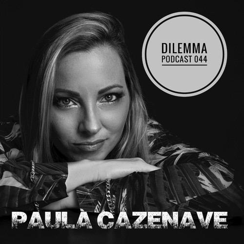 @paulacazenave PODCAST // Dilemma Techno Podcast  Link Thumbnail   Linktree