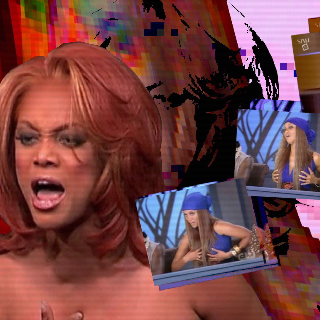 The reckoning of Tyra Banks (i-D)