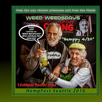 """Eichen Imagine Photography """"Weed Weedsdays"""" 4/28/2021 Episode 52 With Tommy Chong """"Legacy"""" Link Thumbnail 