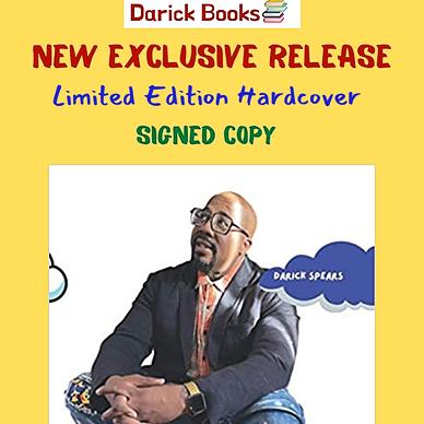 @darickspears Power In Peace (Hard Cover Edition) Link Thumbnail | Linktree