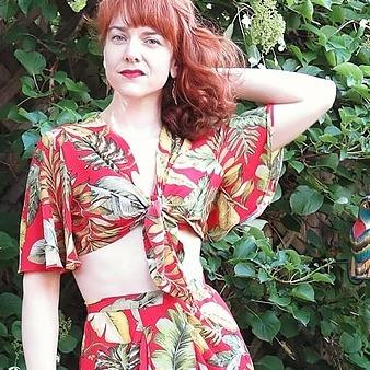 Nikki Wanderlost Sewing Projects Masterlist Link Thumbnail | Linktree