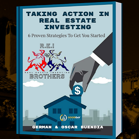 Free E-Book - Taking Action in Real Estate Investing