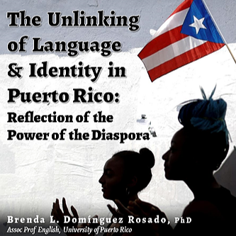 @cwruhhm21 The Unlinking of Language and Puerto Rican Identity: Reflection of the Power of the Diaspora?   On-site Speaker   Sep.17 2:30-3:30p Link Thumbnail   Linktree