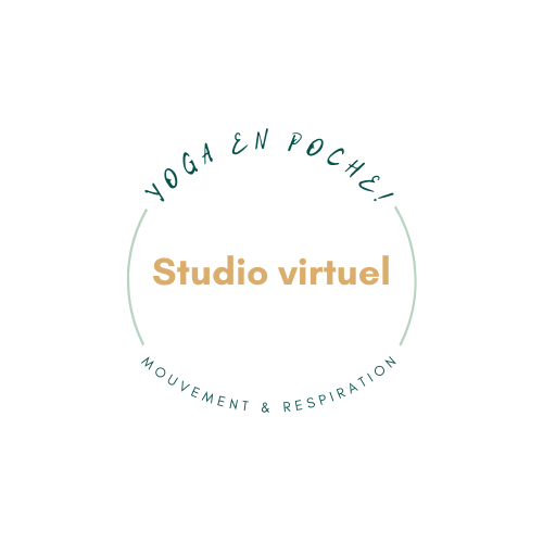 Yoga en poche, studio virtuel (vpbacademie) Profile Image   Linktree