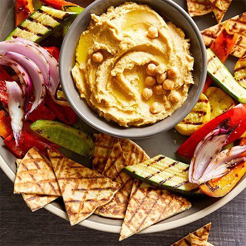 @TravelingTrivet 🚃 WELCOME! Homemade Hummus Link Thumbnail | Linktree