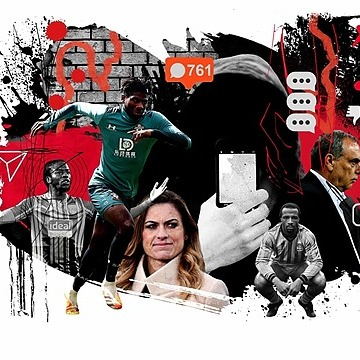 English football is consumed by racism and hatred. Can the cycle be broken?