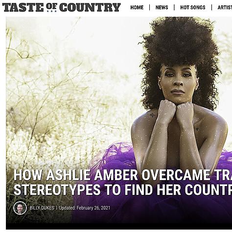 Ashlie Amber TASTE OF COUNTRY EXCLUSIVE  Link Thumbnail | Linktree