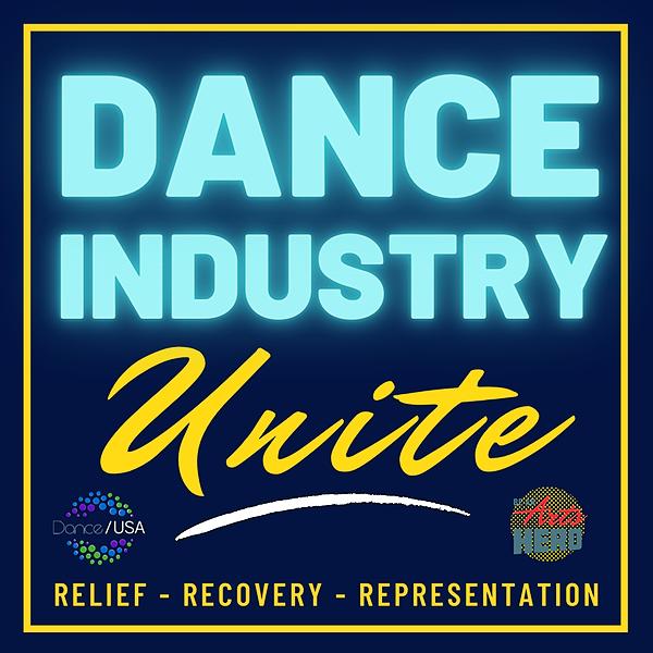 @BeAnArtsHero Dance Industry UNITE! Letter to President Biden and VP Harris Link Thumbnail | Linktree