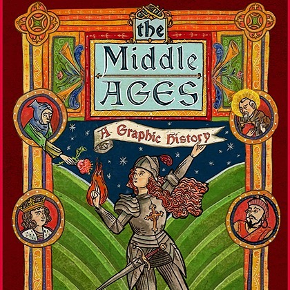 @GoingMedieval The Middle Ages - A Graphic History (my latest book!) Link Thumbnail   Linktree
