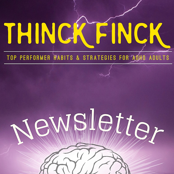 @ADHDBrainsRadio Subscribe to ThinckFinck's Newsletter Link Thumbnail | Linktree